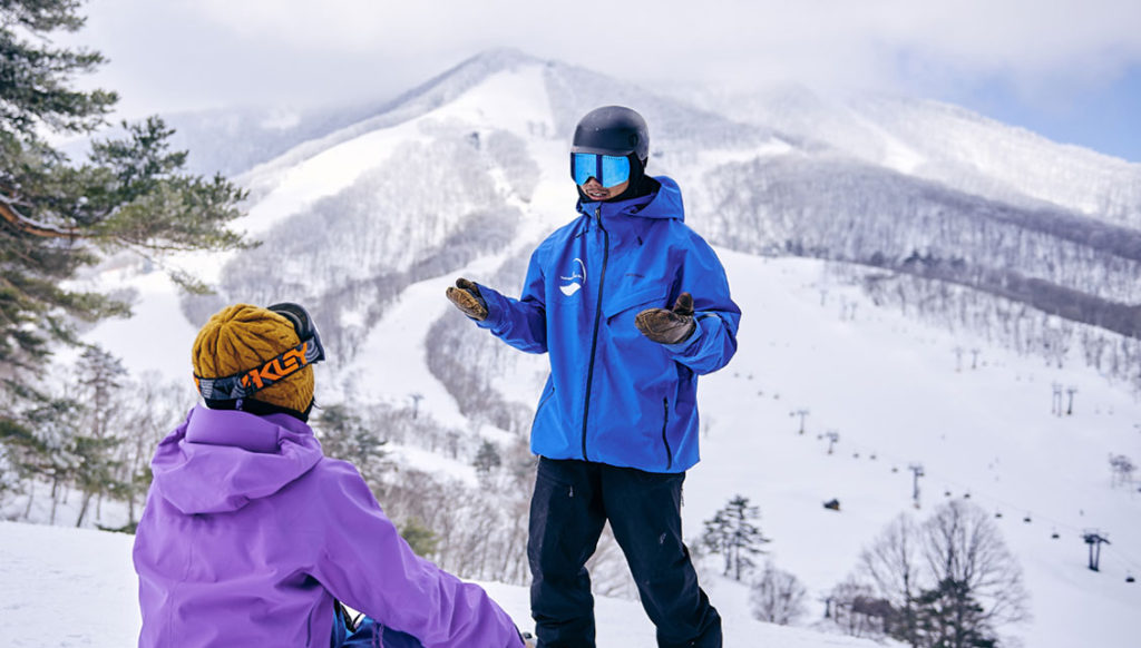 Japan's best snowsports school - North Nagano Outdoor Sports