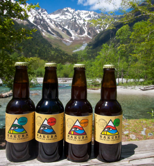 Best ski resort breweries in Japan