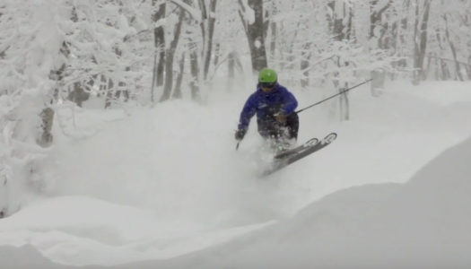 Madarao showcases world-class powder in 2019/20 promo