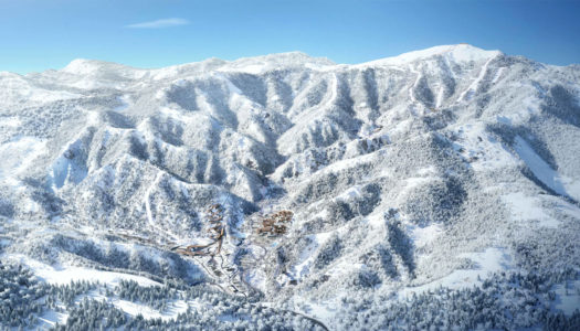 "China's new ski centre lauded as ""one of the best racing mountains in the world"""