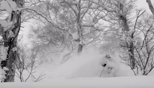 Lockdown playlist: 5 hours of breathtaking Japanese skiing and snowboarding videos
