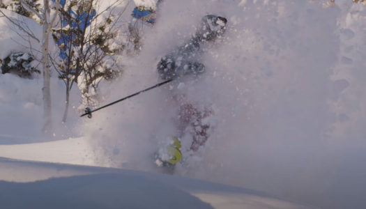 Pep Fujas and friends score mind-blowing Hokkaido powder in 5-part web series