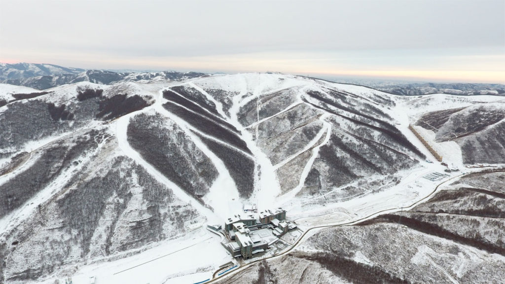Genting Secret Garden Resort, China's best ski resort
