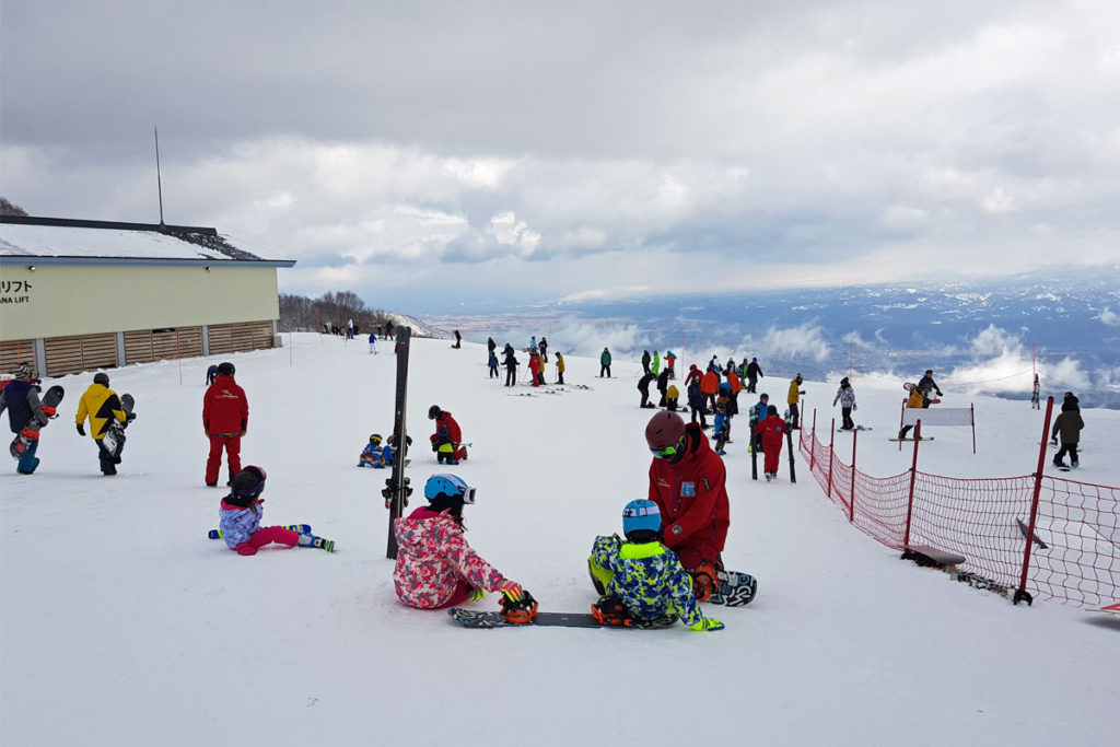 Lotte Arai, Japan's best family ski resort