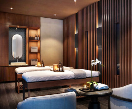 Ritz Carlton Niseko, Spa