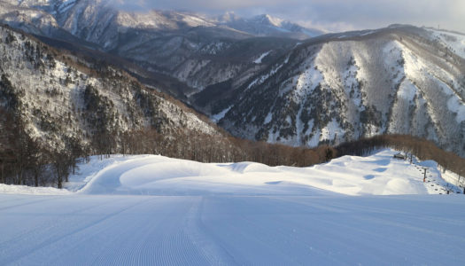 Climate change to blame for Hakuba's Happo Banks closure